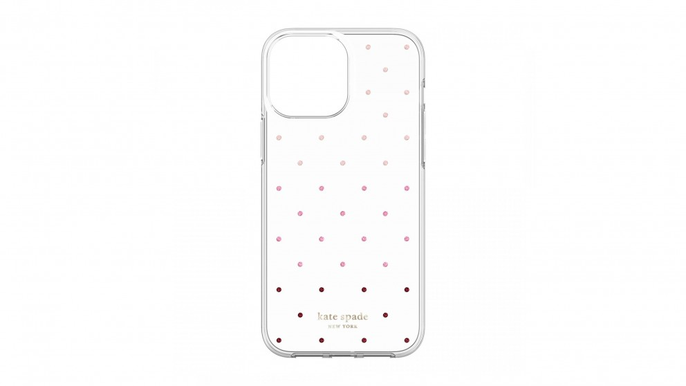 Kate Spade New York Case for iPhone 13 Pro Max - Pin Dot Ombre