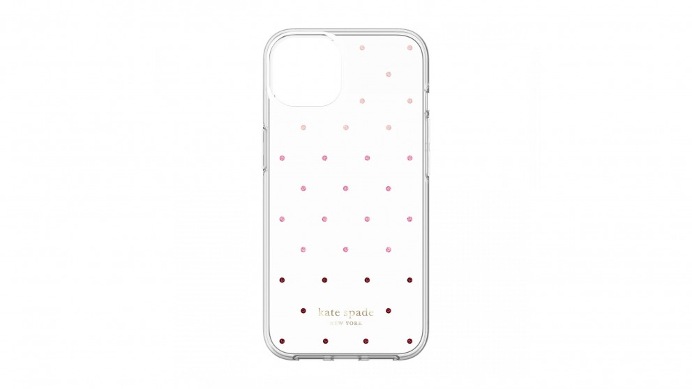 Kate Spade New York Case for iPhone 13 - Pin Dot Ombre