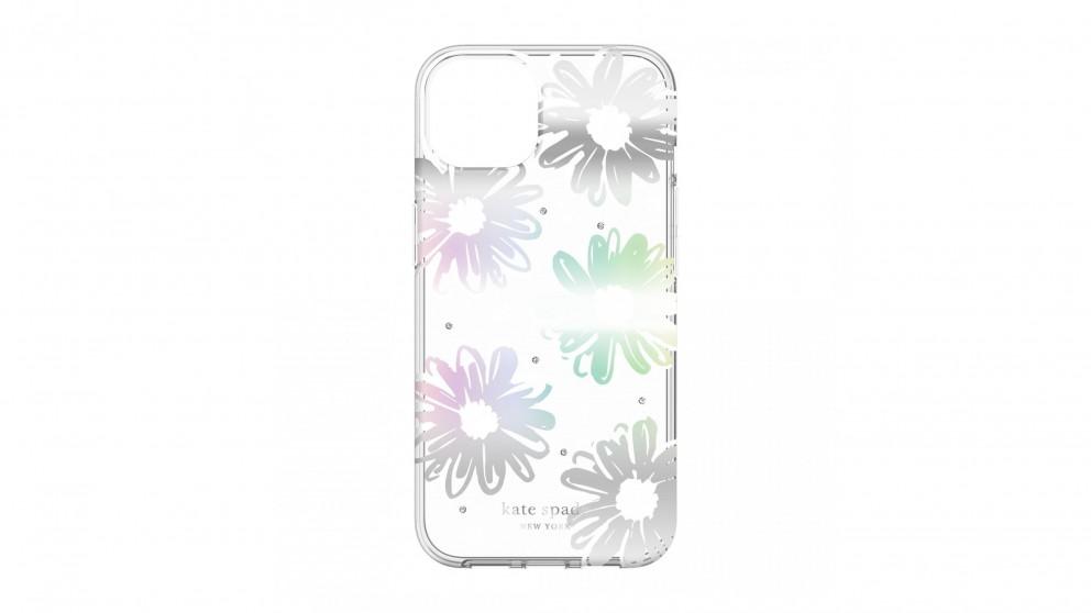 Kate Spade New York Case for iPhone 13 - Daisy Iridesc