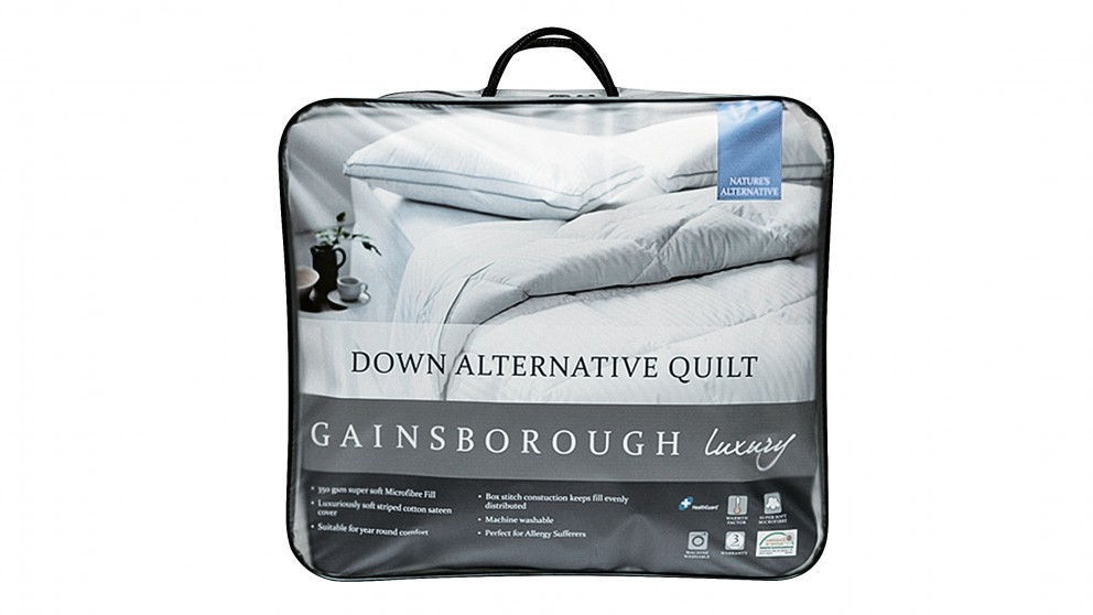 Gainsborough Luxury Down Alternative All Seasons King Quilt