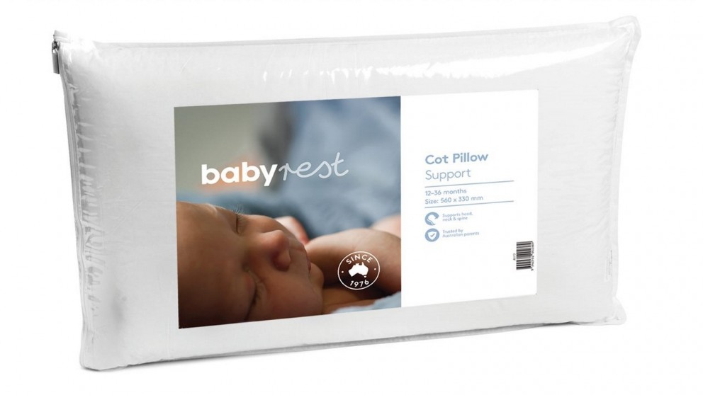 BabyRest Cot Pillow Support