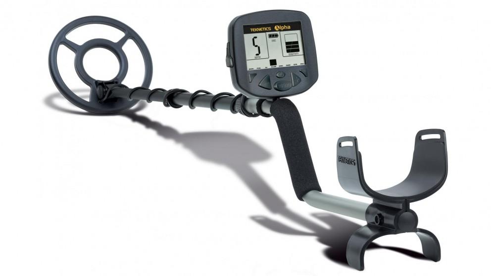 Teknetics Alpha 2000 Metal Detector