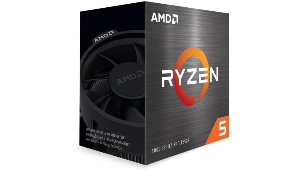 AMD Ryzen 5 5600X Desktop CPU