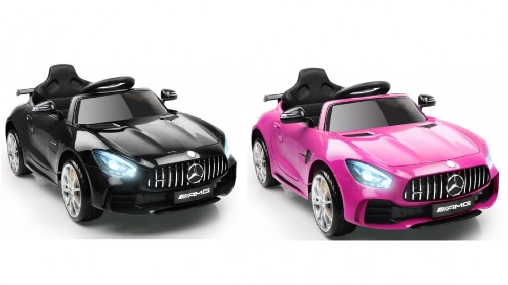 Rigo Ride on Mercedes-AMG GT R