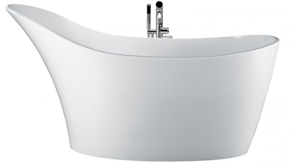 Victoria & Albert Amalfi Oval Freestanding Bath - Gloss White