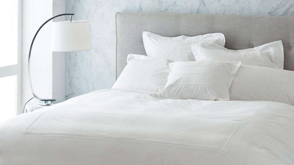 Anneke White Cushion
