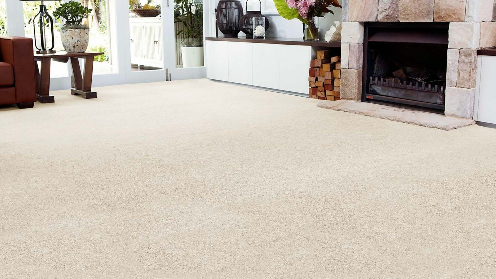 SmartStrand Forever Clean Chic - Antique Ivory Carpet Flooring