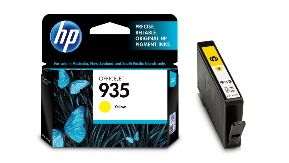 HP 935 Ink - Yellow