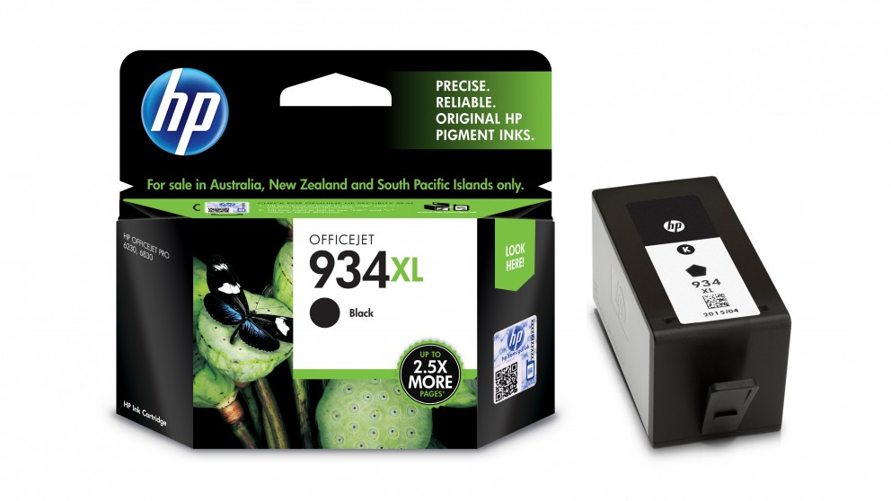 HP 934 XL Ink - Black