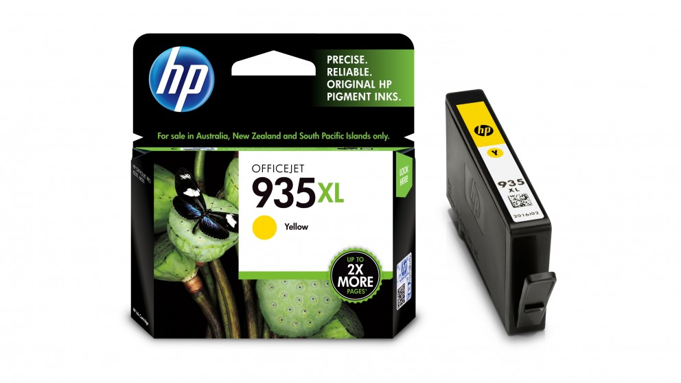 HP 935 XL Ink - Yellow