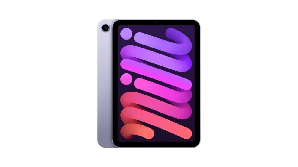 Apple iPad mini Wi-Fi 64GB (6th Generation) - Purple