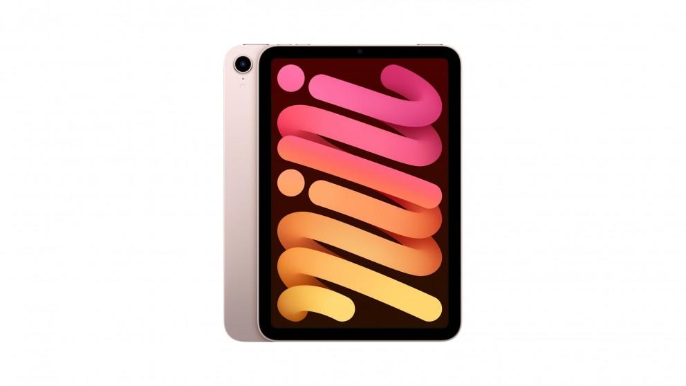 Apple iPad mini Wi-Fi 64GB (6th Generation) - Pink