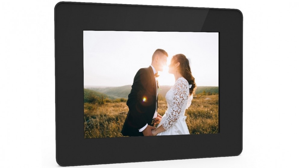 Laser Connect 15-inch Digital Photo Frame