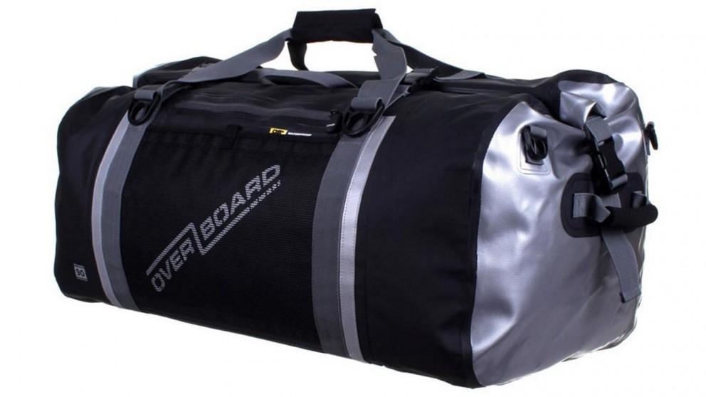 OverBoard 90L Pro-Sports Waterproof Duffel Bag - Black