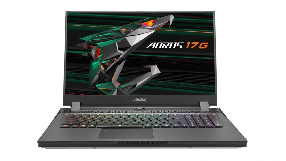Gigabyte AORUS 17G YD 17.3-inch 300Hz I7-11800H/32GB/512GB(4X4)/RTX 3080 MaxQ 16GB Laptop
