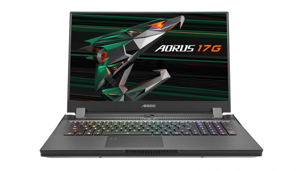 Gigabyte AORUS 17G YD 17.3-inch 300Hz I7-11800H/32GB/512GB(4X4)/RTX 3080 MaxQ 8GB Laptop