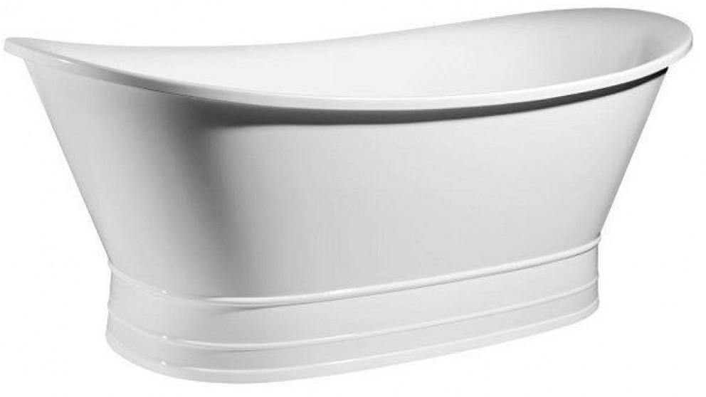 Forme Apollo 1745mm Freestanding Bath - White