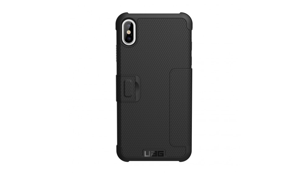 brand new 503a8 b2c91 UAG Metropolis Case iPhone XS Max - Black