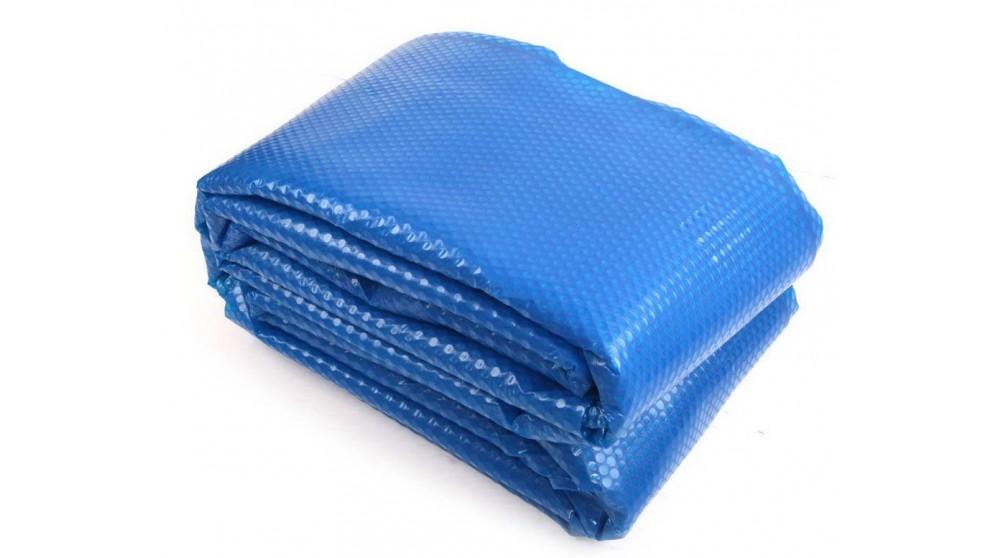 Aquabuddy Medium Solar Pool Cover - Blue