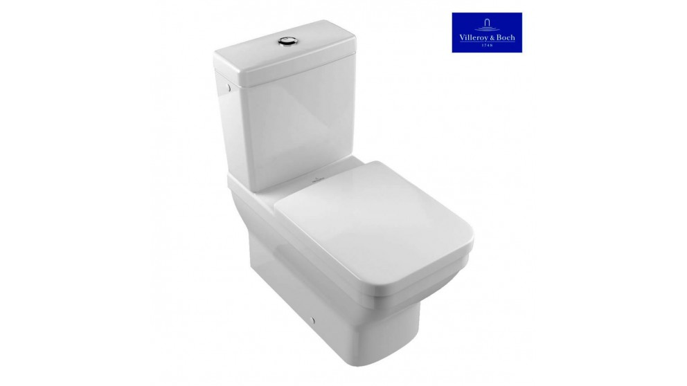 Villeroy & Boch Architectura SQ Back to Wall Toilet Suite
