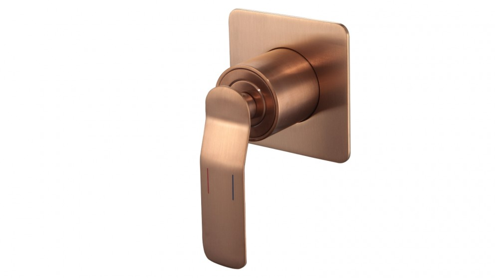 Arcisan Synergii Shower/Bath Mixer - Brushed Rose Gold