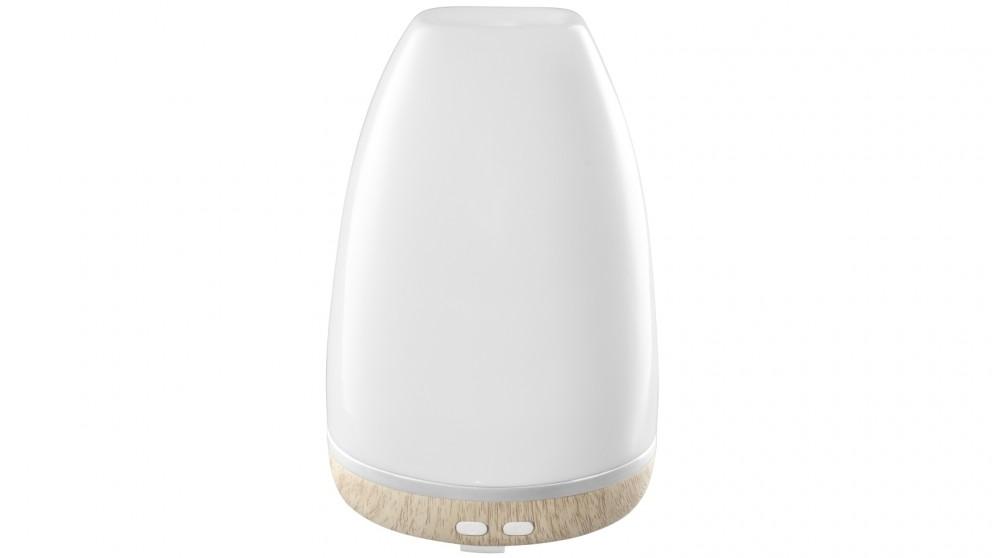 HoMedics Ellia Relax Ultrasonic Aroma Diffuser - Ceramic White