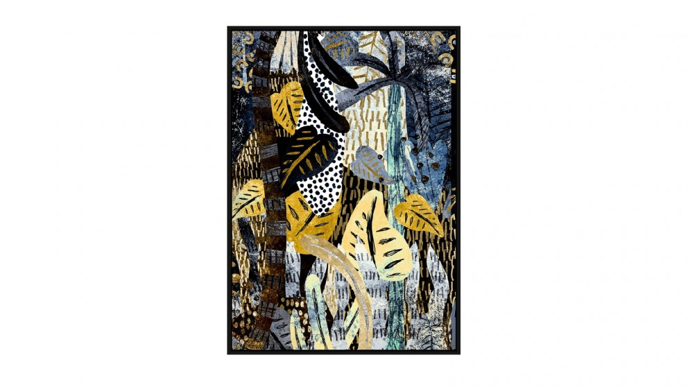 Cooper & Co. Ready To Hang Forest Nights Wall Art - 140x100cm