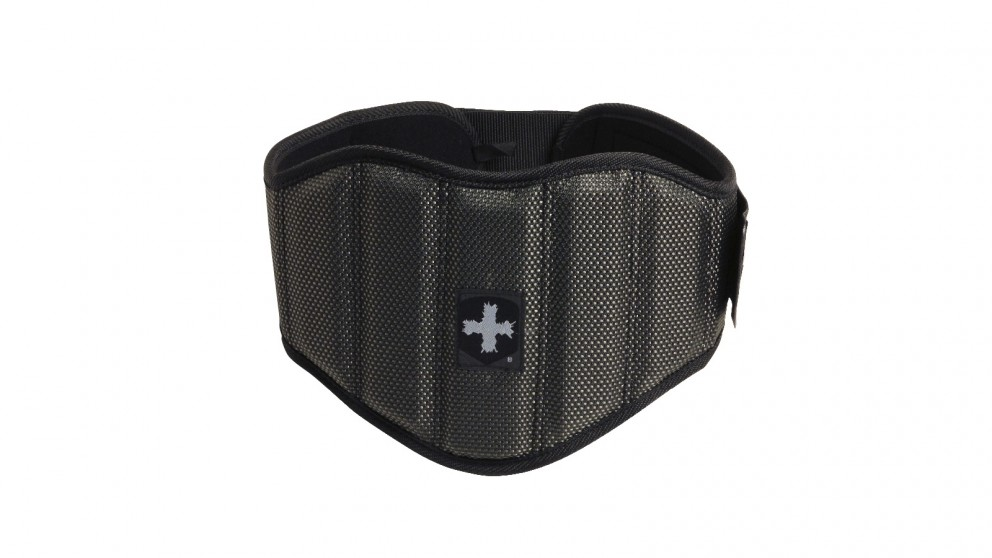 Harbinger 7.5-inch Firmfit Contour Black Belt - Small
