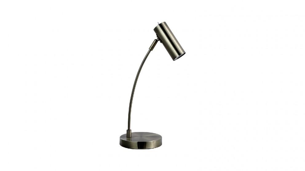 Lexi Lighting Sarla Table Lamp - Antique Brass