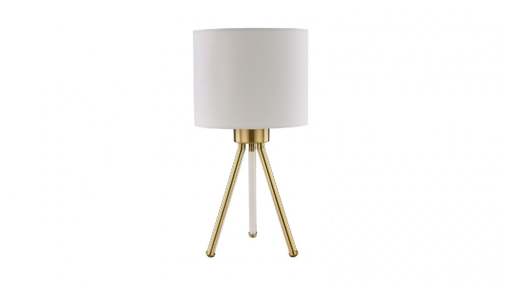 Lexi Lighting Sylive Table Lamp - Brass