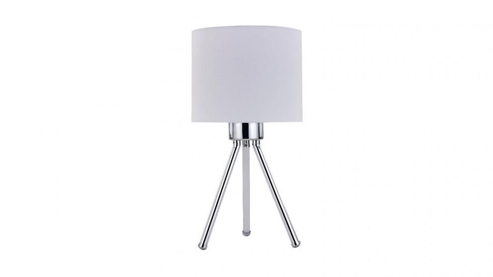 Lexi Lighting Sylive Table Lamp - Chrome