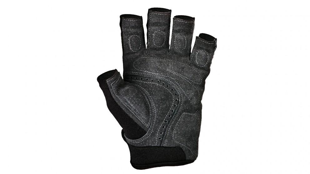 Harbinger Grey Bio-Flex Elite Gloves - Small