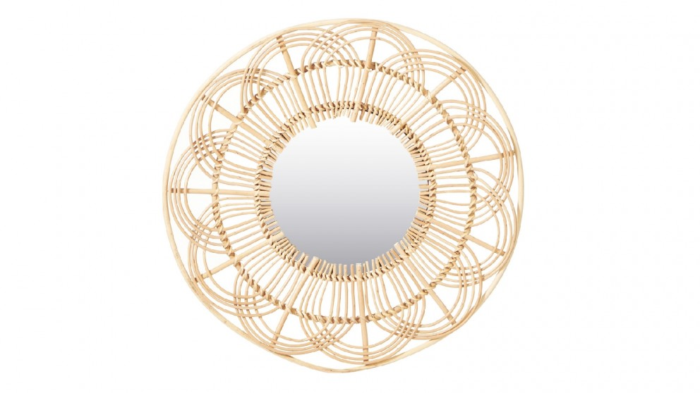 Cooper & Co. Willow Wall Mirror - 60cm