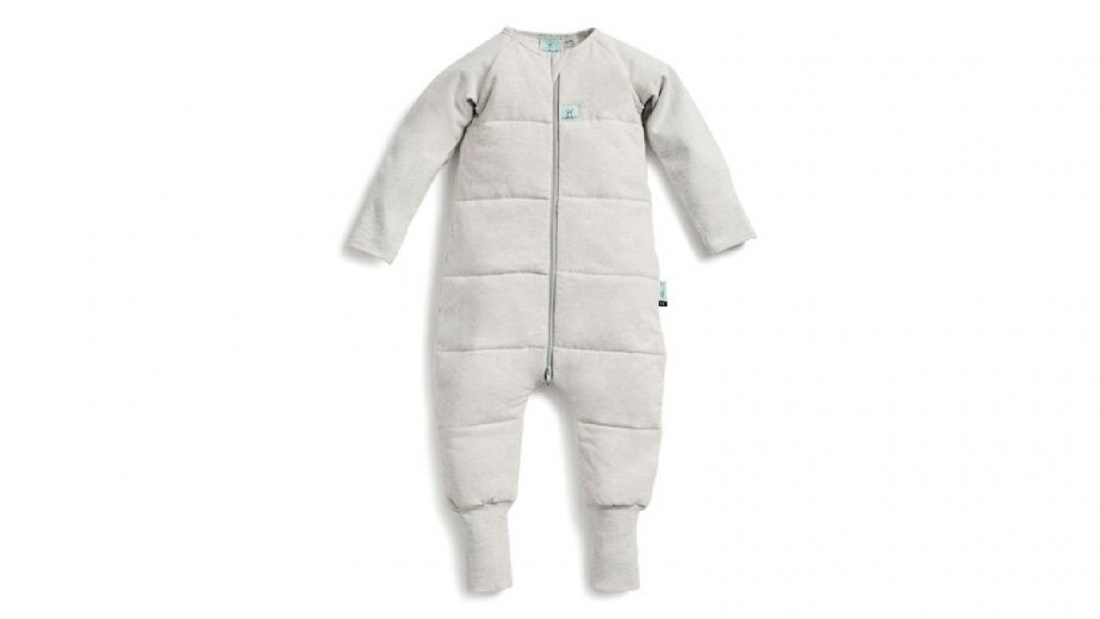 Ergopouch Sleep Onesies TOG 2.5 for Child 6-12 Months - Grey Marle