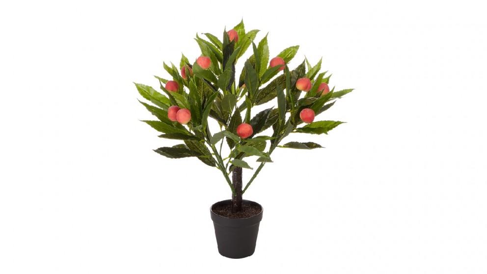 Cooper & Co. Artificial Peach Tree - 50cm