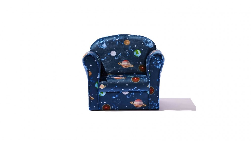 Central Baby District Kids Armchair - Space