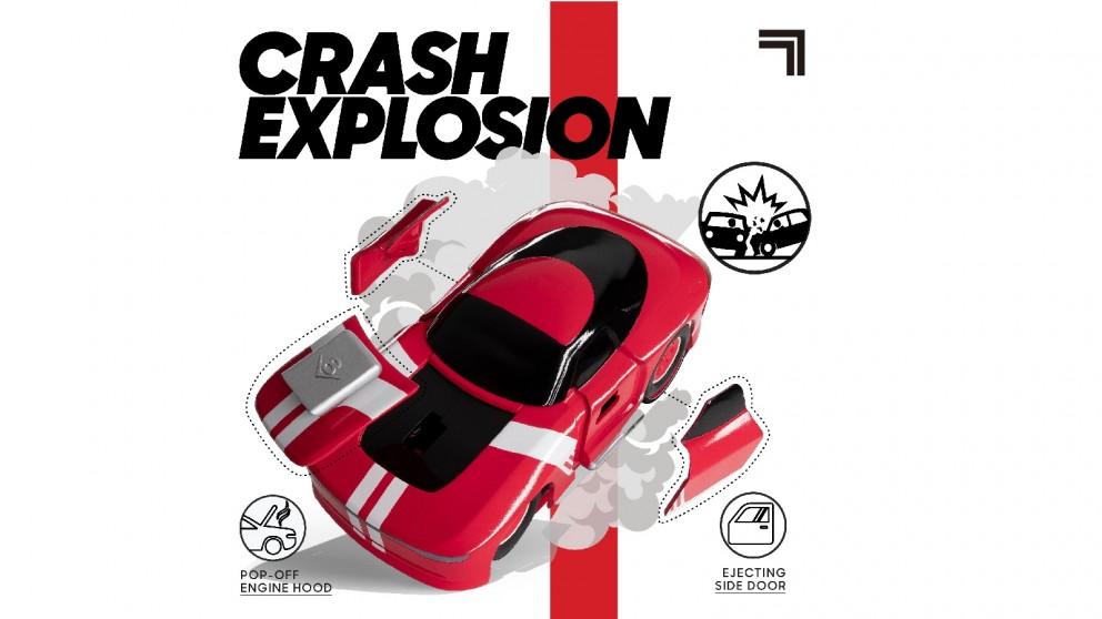 Sharper Image Toy Remote Control Demolition Car