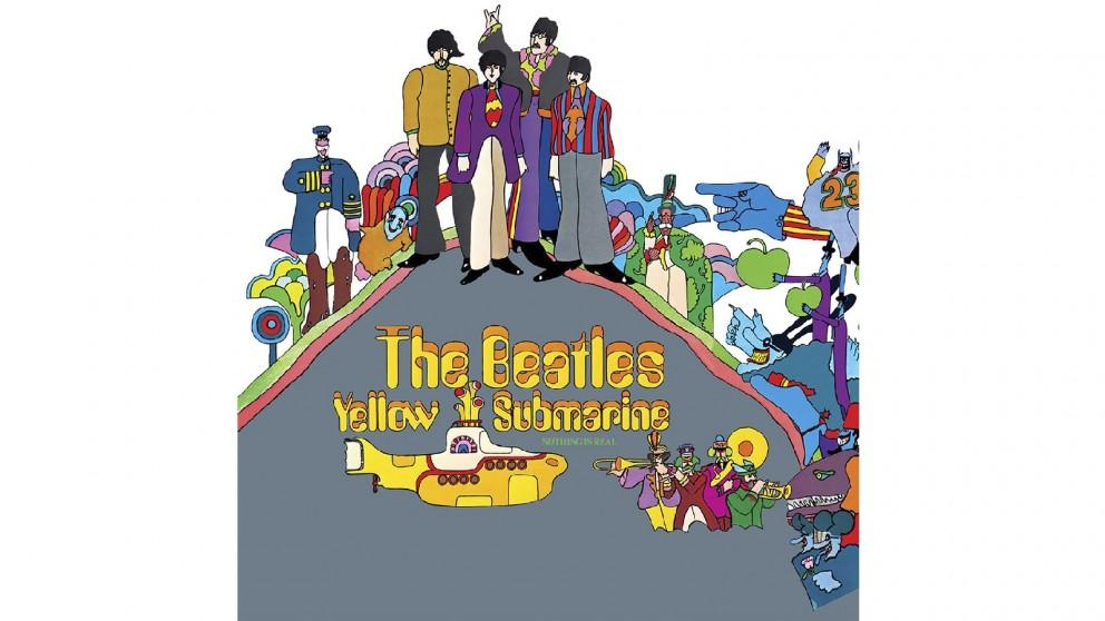 Universal Music The Beatles - Yellow Submarine - Vinyl