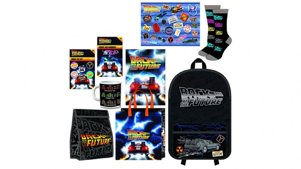 Back To The Future Showbag