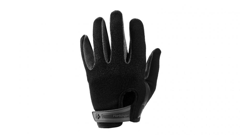 Harbinger Black Men's Power Protect Gloves - Medium