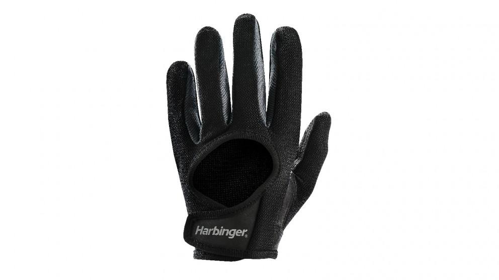 Harbinger Black Women's Power Protect Gloves - Medium