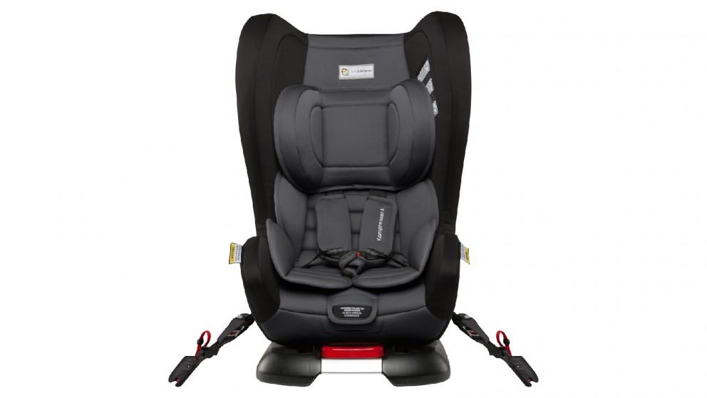 Infasecure Kompressor 4 Astra Convertible Car Seat - Grey