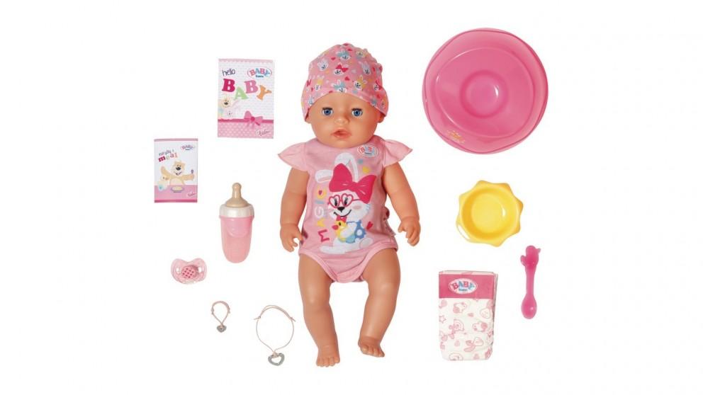 Baby Born Magic Girl Doll 43cm - Pink