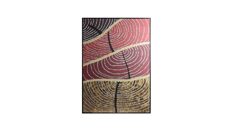 Cooper & Co. Ring In The Tree Ready To Hang Canvas Wall Art - 143x102cm