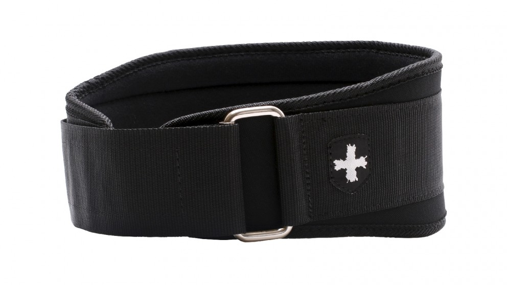 Harbinger 5-inch Foam Core Black Belt - Medium
