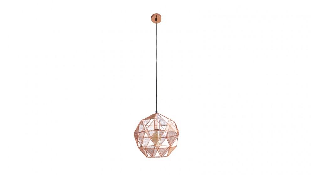 Lexi Lighting Bolu Pendant Light - Copper