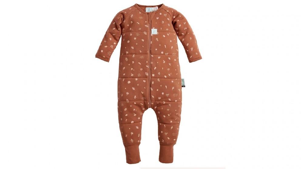Ergopouch Sleep Onesies TOG 3.5 for Child 12-24 Months - Acorn