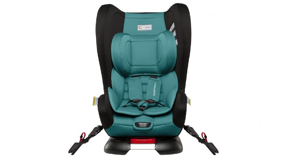 Infasecure Kompressor 4 Astra Convertible Car Seat - Aqua