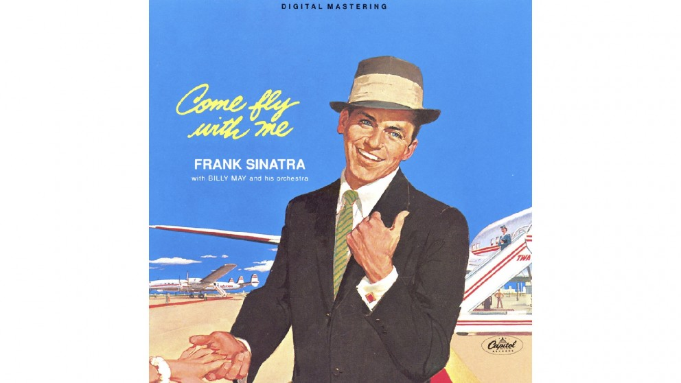 Universal Music Frank Sinatra - Come Fly with Me Vinyl
