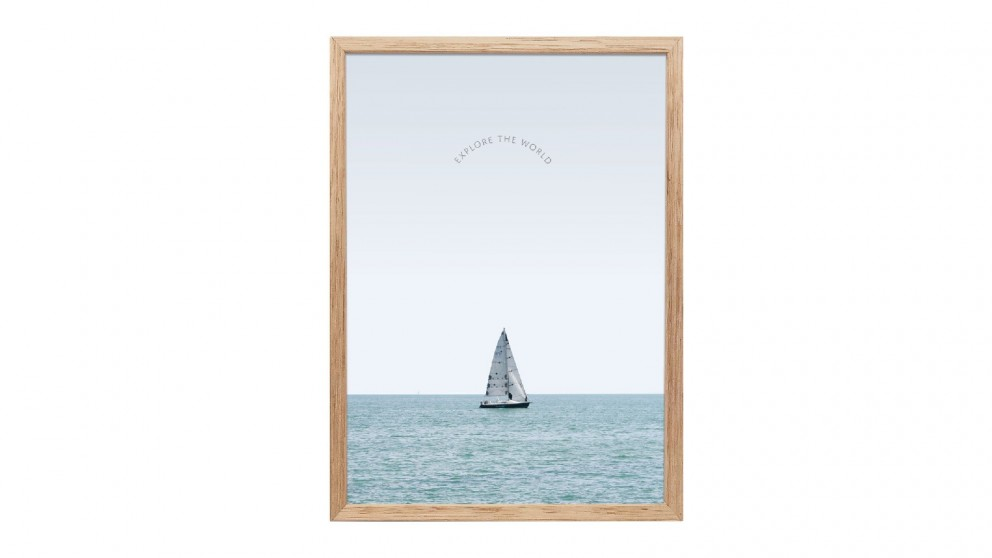 Profile Products Framed Art - Sailors Life 3 - 75x100 cm